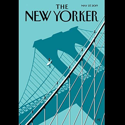 The New Yorker, May 27th 2019 (Hannah Goldfield, Mark Singer, Jia Tolentino)                   著者:                                                                                                                                 Hannah Goldfield,                                                                                        Mark Singer,                                                                                        Jia Tolentino                               ナレーター:                                                                                                                                 Jamie Renell                      再生時間: 1 時間  45 分     レビューはまだありません。     総合評価 0.0
