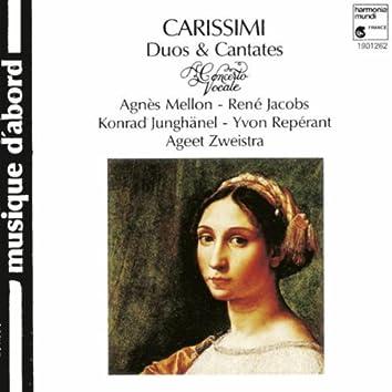 Carissimi: Duets & Cantatas
