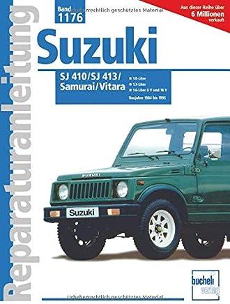 Suzuki SJ 410 bis 1986 (1,0 Ltr.), SJ 413 bis