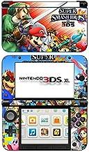New Super Smash Bros 4 SSB4 Game Skin for Nintendo 3DS XL Console