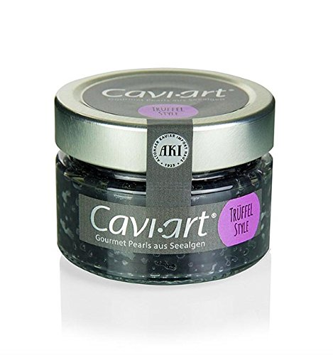Cavi-Art® Algen-Kaviar Trüffel-Geschmack 100g