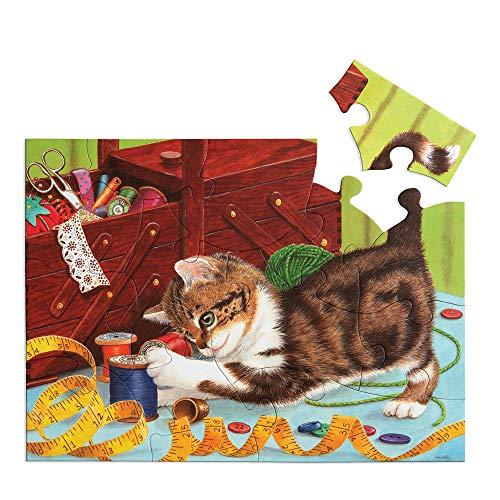 """Relish """"Katzenleben"""" Demenz-Puzzle 13 Teile Alzheimer-Aktivitäten/Puzzle & Demenz-Geschenke für Senioren"""
