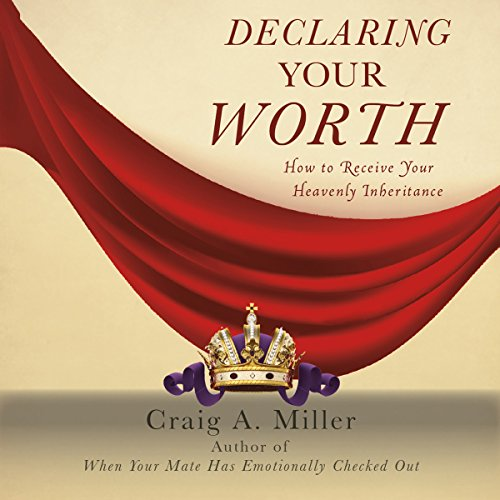 Declaring Your Worth audiobook cover art