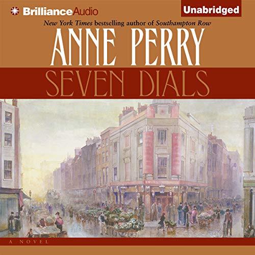 Seven Dials audiobook cover art