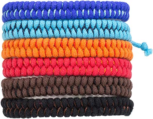 MosquitNo Insect Repellent Woven Bracelet