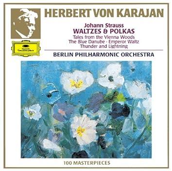 Strauss, Johann and Josef: Waltzes and Polkas