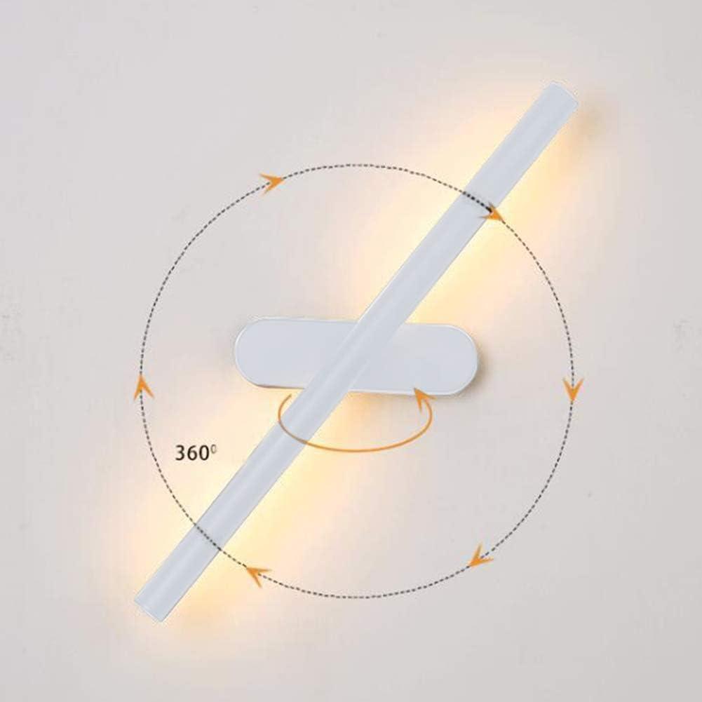 10W Spiegelleuchte Spiegellampe Badleuchte Badlampe Wandleuchte Schranklampe Bilderlampe Edelstahl Wasserdicht Weißes Licht(8w)