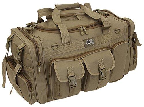 NPUSA Mens Large 26' Duffel Duffle Military Molle Tactical Gear Shoulder Strap Travel Bag