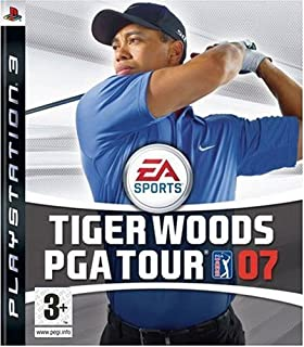 Tiger Woods 07 PGA Tour (PS3)