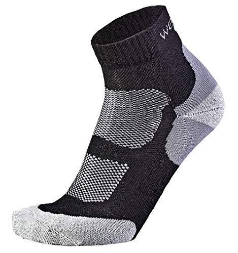 Wapiti Socken RS04, schwarz, 42-44