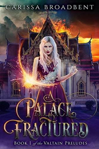 A Palace Fractured (The Valtain Preludes Book 1) (English Edition)