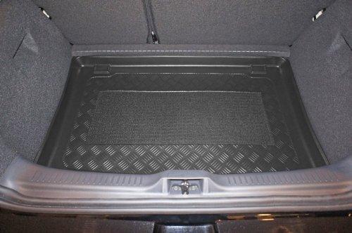 Kofferraumwanne mit Anti-Rutsch passend für Renault Clio IV X98 HB/5 10/2012-