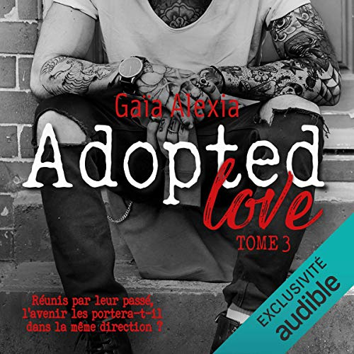 Couverture de Adopted love 3