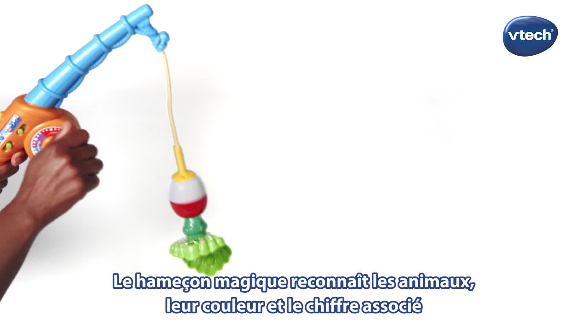 P/êche /à la Ligne Interactive VTech Jouet P/êche /à la Ligne Jouet 2-6 ans