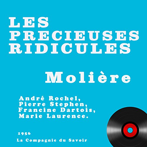 Les Précieuses ridicules  By  cover art