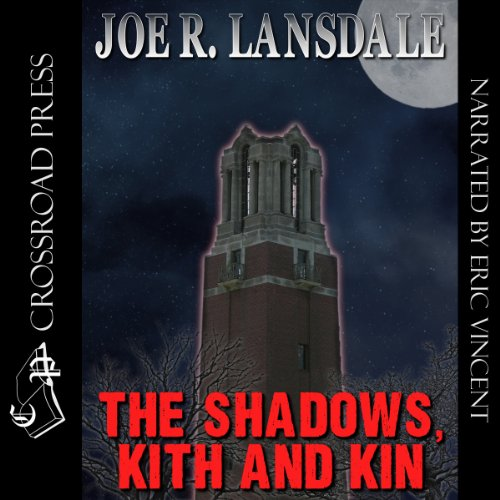 The Shadows, Kith and Kin audiobook cover art