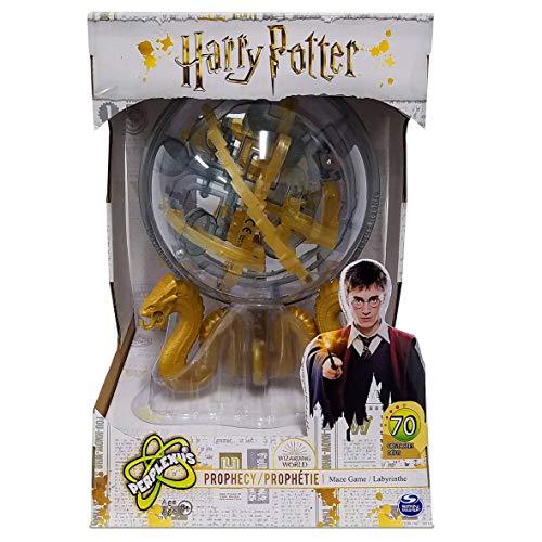 PERPLEXUS - PERPLEXUS HARRY POTTER - Labyrinthe Parcours 3D Prophétie Harry Potter avec 70 Défis - Jeu d'Action et de Réflexe - 6052272 - Jouet Enfant 8 Ans et +