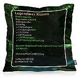 VOID Legendäres Kissen Kissenbezug Kissenhülle Outdoor Indoor mythisch Wow legendär, Kissen...