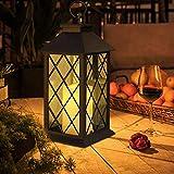 Zoom IMG-1 lanterna solare pensile da giardino