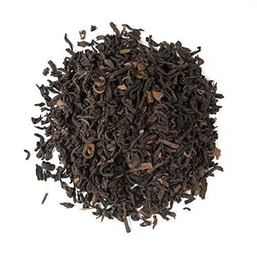 Aromas de Té - Té Rojo Pu Erh con Trozos de Canela Antioxidante con Efecto Afrodisíaco Estimulante, 100 gr