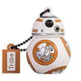 Chiavetta USB 16 GB BB8 - Memoria Flash Drive 2.0 Originale Star Wars, Tribe FD030504