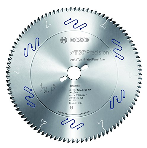 BOSCH cirkelzaagblad Top Precision Best voor gelamineerd panel Fine 350 x 30 x 3,5 mm