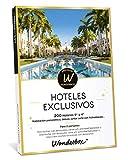 WONDERBOX Caja Regalo - HOTELES EXCLUSIVOS - Dos Noches con Desayuno o más Opciones a Elegir Entre 180 hoteles de 4* y 5* para Dos Personas.