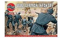 エアフィックス 1/76 ヴィンテージクラシックス 第一次世界大戦 ドイツ軍 歩兵 プラモデル X-0726V