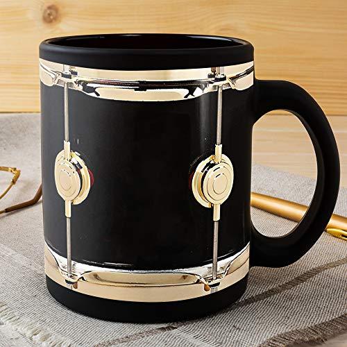Snare Drum Geschenk Tasse, Schlagzeug-Geschenk, lustiges Schlagzeug-Geschenk, lustige Geschenkidee lustige Geschenk-Tasse, Geburtstagsgeschenk, Kaffeetasse für Freunde, Kollegen, Liebe Mama Papa