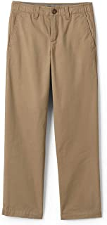 Lands' End Boys Iron Knee Chino Cadet Pants