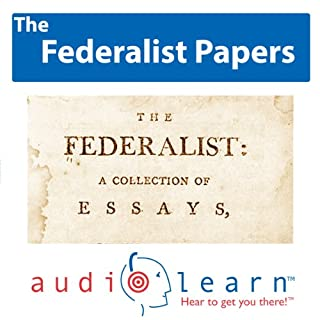 The Federalist Papers AudioLearn cover art