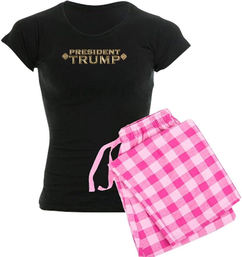 Our shop most popular CafePress Large discharge sale President Trump PJs Women's Pajamas