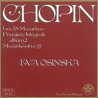 Chopin: Les 56 Mazurkas Vol. 2 - Eva Osinska