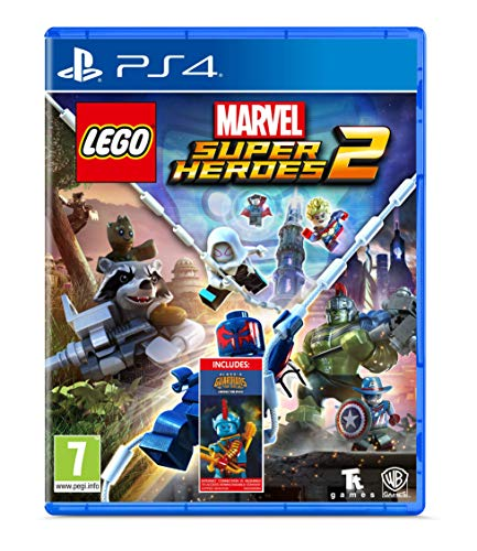 Lego Marvel Super Heroes 2 - Amazon.co.UK DLC Exclusive (PS4)
