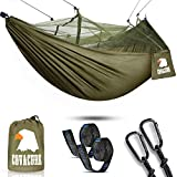 Camping Hammock with Mosquito Net - Outdoor Travel Hammock for Camping Hiking Backpacking