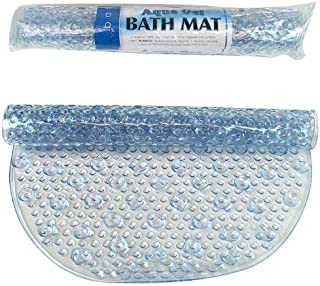 Aqua Gel Bubbled Bath Mat AS SEEN ON TV - 16 x 27 Inches by Trademark Commerce