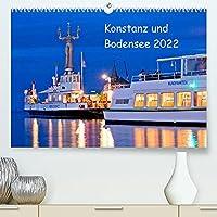 Konstanz und Bodensee 2022 (Premium, hochwertiger DIN A2 Wandkalender 2022, Kunstdruck in Hochglanz): Der Kalender fuer alle Konstanz- und Bodenseeliebhaber. (Monatskalender, 14 Seiten )