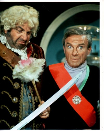 Lost In Space Jonathan Harris 8x10 Photo M1175