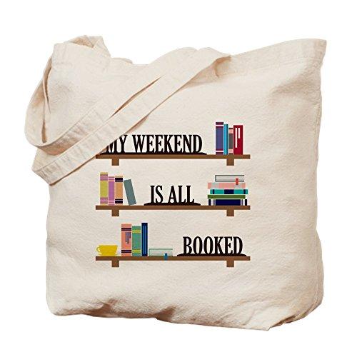 Cafepress Gilmore Girls: Book lovers borsa medium Khaki