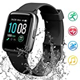 Smartwatch per Uomo Donna, Orologio Fitness Activity Tracker Bluetooth 5.0 Impermeabile 5ATM Touch...
