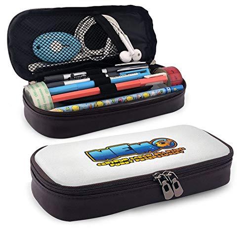 Finding-Nemo - Estuche para lápices de papelería, suministros escolares, bolsa de viaje, bolsa de cosméticos fácil de poner