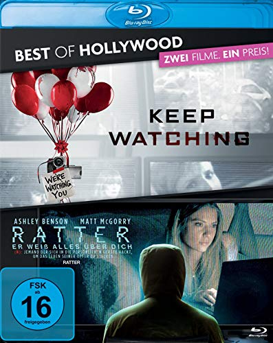 Keep Watching/Ratter - Er weiss alles über dich - Best of Hollywood [Blu-ray]