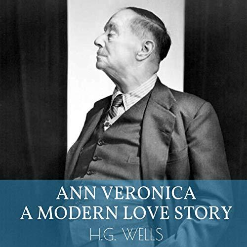 H. G. Wells - Ann Veronica Titelbild