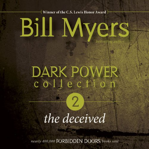 Couverture de Dark Power Collection: The Deceived