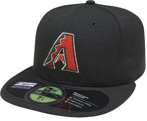 MLB Arizona Diamondbacks Alternate AC On Field 59Fifty Fitted Cap-738