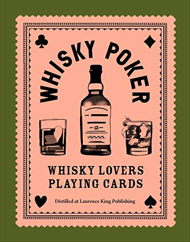 Whisky Poker: Whisky Lovers' Playing Cards