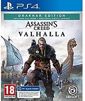 Assassin's Creed Valhalla - Drakkar Edition (PS4) (輸入版)