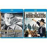 The Big Trail / Horse Soldiers (John Wayne Blu Ray Set)