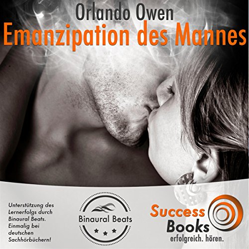 Emanzipation des modernen Mannes audiobook cover art