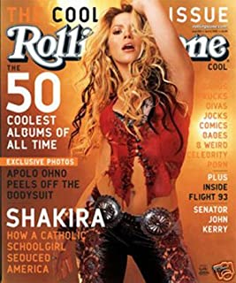 Shakira Rolling Stone Cover 24